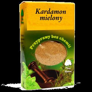 Kardamon mielony –DaryNatury, 50g –DaryNatury, 50g