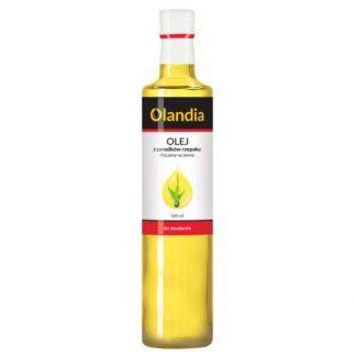 Olej z zarodków rzepaku do smażenia –Olandia, 500ml