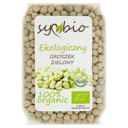 Groszek zielony ekologiczny –Symbio, 300g