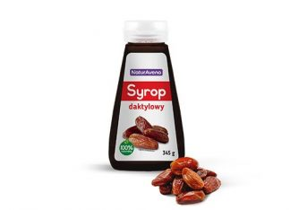Syrop daktylowy –NaturAvena, 345g