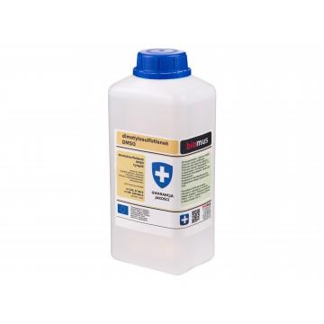 DMSO Dimetylosulfotlenek- wszechstronne działanie –Biomussp.zo.o., 1l