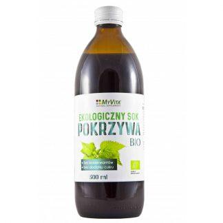 Ekologiczny sok z Pokrzywy BIO –MyVita, 500ml