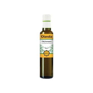 Olej z konopi –Olandia, 250ml