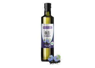 Olej z czarnuszki –NaturAvena, 250ml