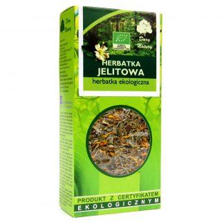 Herbatka Jelitowa EKO –DaryNatury, 50g –DaryNatury, 50g