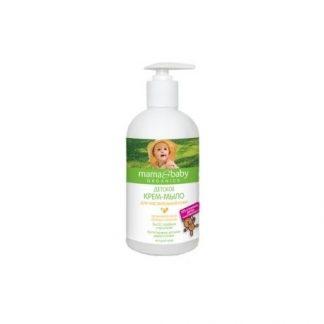 Kremowe mydło w płynie dla dzieci –MAMA&BABY, 500ml –MAMA&BABY, 500ml