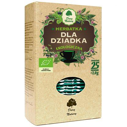 Herbatka dla dziadka –DaryNatury, 25saszetekpo2g