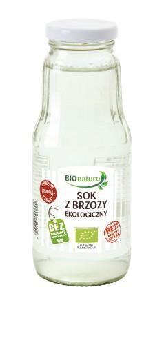 Sok z brzozy naturalny BIO –Polbioeco, 300ml –Polbioeco, 300ml