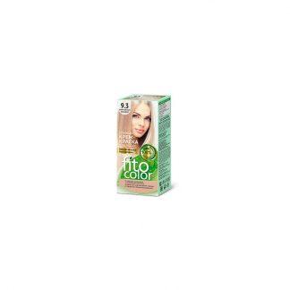 Farba do włosów- perłowy blond- bez amoniaku –FITOKOSMETIK, 1x50ml:krem-kolor,2x25ml:emulsjaaktywna,1x15ml:balsam –FITOKOSMETIK, 1x50ml:krem-kolor,2x25ml:emulsjaaktywna,1x15ml:balsam