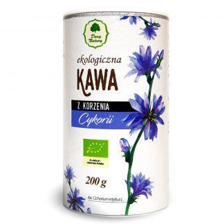Kawa z korzenia cykorii ekologiczna –DaryNatury, 200g –DaryNatury, 200g