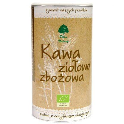 Kawa zbożowo- ziołowa ekologiczna –DaryNatury, 200g