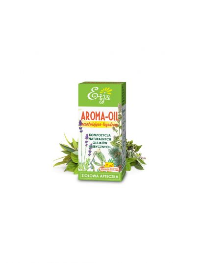 Naturalna kompozycja olejków Aroma-Oli –Etja, 10ml