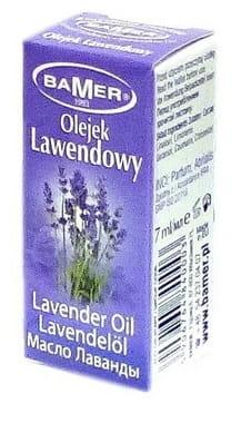 Lawendowy 100% naturalny olejek eteryczny –Bamer, 7ml