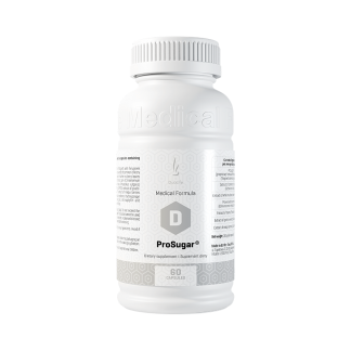 DuoLife Medical Formula ProSugar – DuoLife, 60 kapsułek