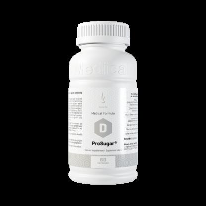 DuoLife Medical Formula ProSugar –DuoLife, 60kapsułek