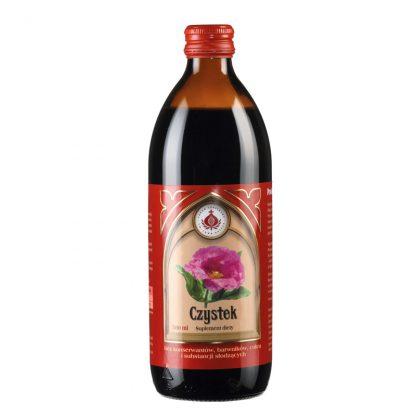 Czystek sok –ProduktyBonifraterskie, 500ml