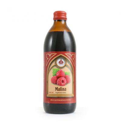 Malina sok –ProduktyBonifraterskie, 500ml