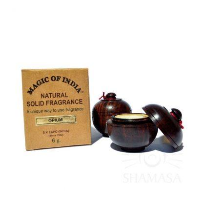 OPIUM naturalne perfumy w kremie –Shamasa, 6g