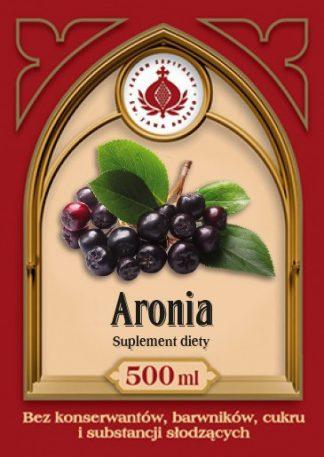Aronia sok –ProduktyBonifraterskie, 500ml