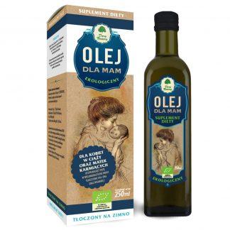 Olej dla mam i kobiet w ciąży –DaryNatury, 250ml