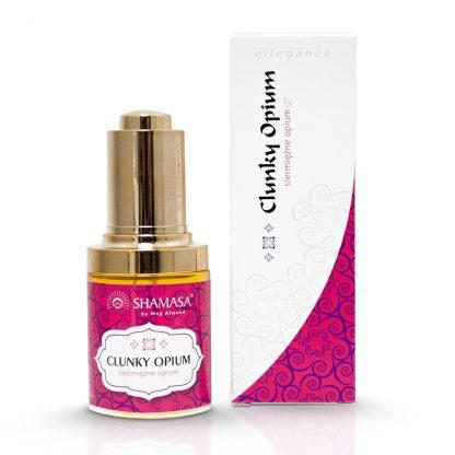 Siermiężne opium – naturalne perfumy w olejku –Shamasa, 30ml