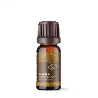 Olejek muszkatołowy 100% eteryczny (Myristica fragrans), 10ml, 10ml